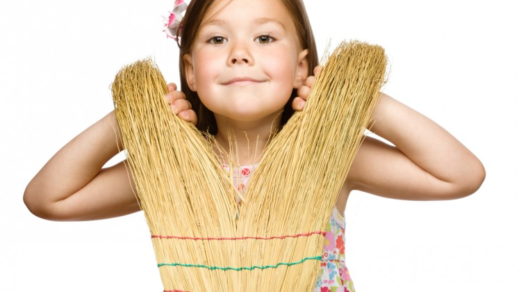 How To Involve Children in Home Cleaning Tasks