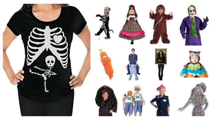 20 Show-Stopping Halloween Costumes for the Family