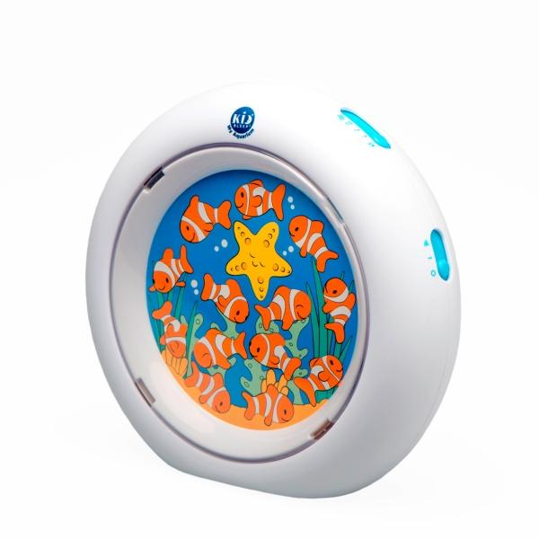 Kid'Sleep Aquarium Animated Nightlight Available on Amazon