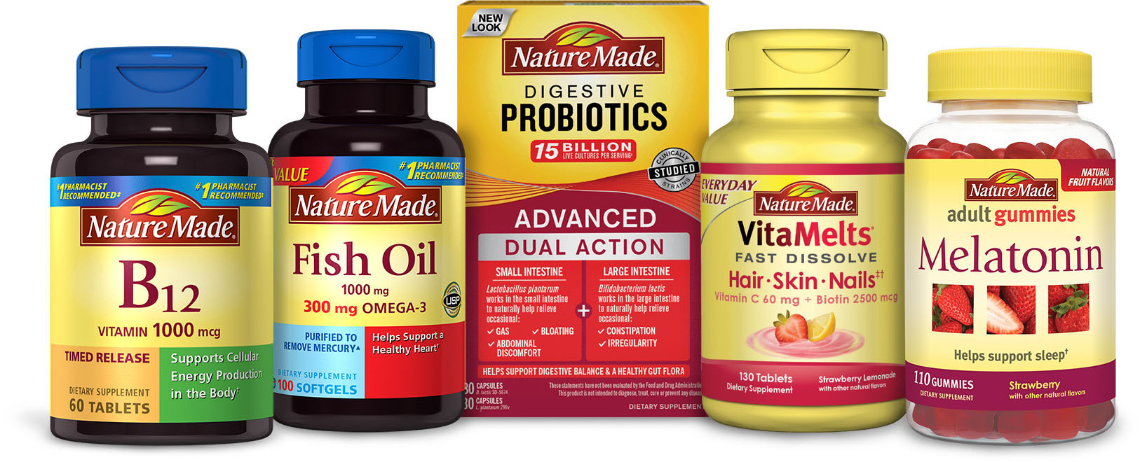 Nature Made Probiotic Dual Support Reviews