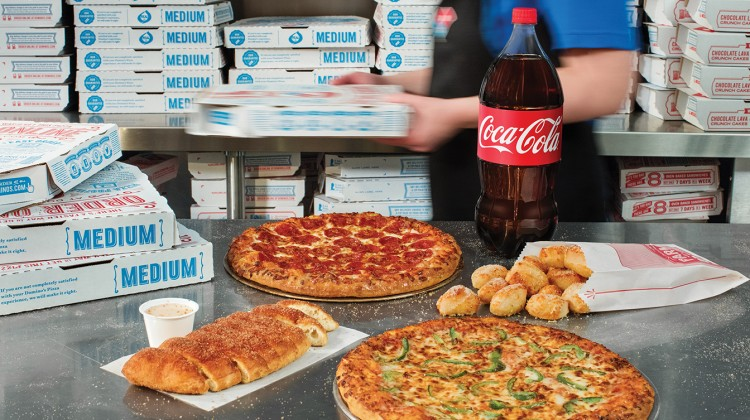 Introducing the St. Jude Meal Deal from Domino's!