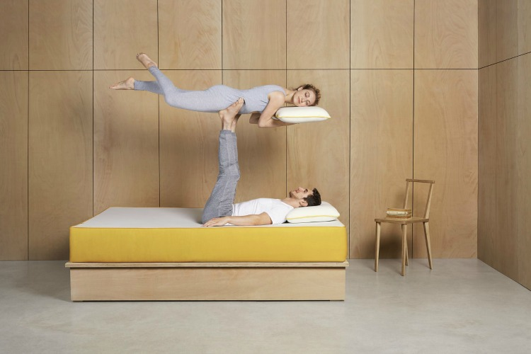 the new generation memory foam eve mattress review. Black Bedroom Furniture Sets. Home Design Ideas