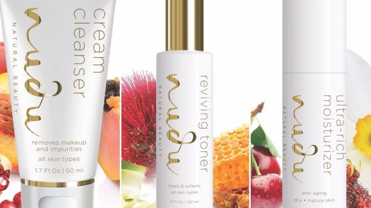 Nudu Natural Beauty System Lets You Fall in Love With Your Skin #Review #ChristmasMDR16