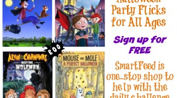 Check out the Halloween Picks from #Smartfeed- Sign up for FREE #ad