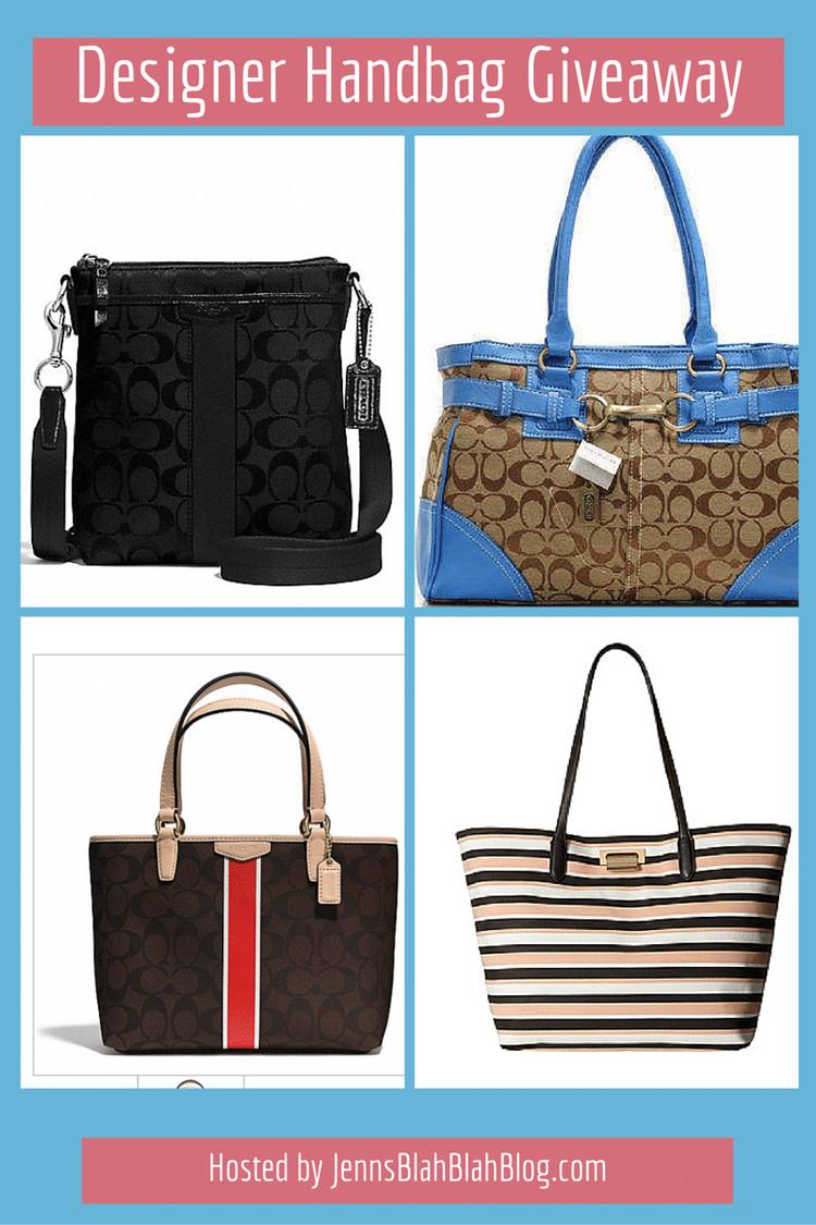 Win Designer Handbag