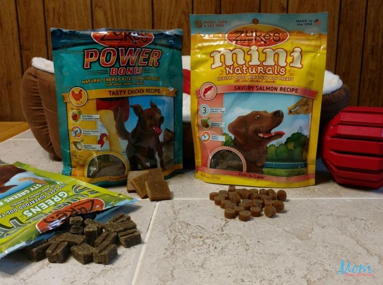 Zuke S Mini Naturals Healthy Moist Miniature Dog Treats Review