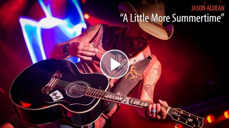 Go Behind-the-Scenes with Jason Aldean #AXEstagepass @WMrisers #ad