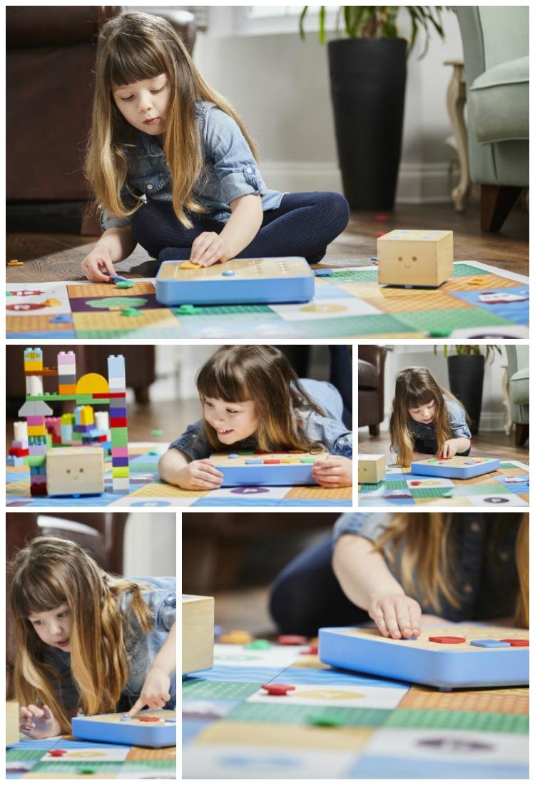 Cubetto Montessori Approved Robot
