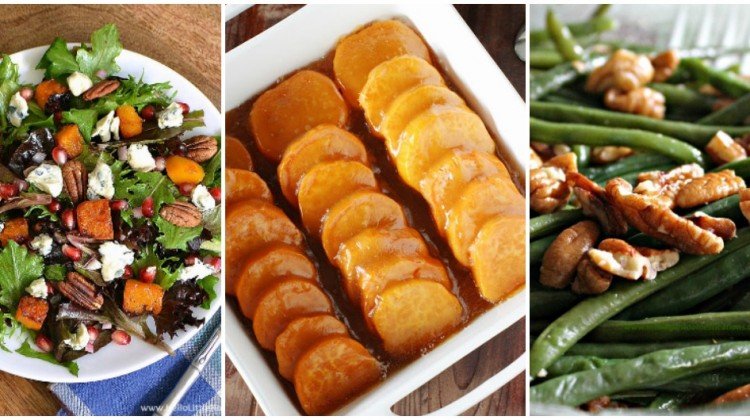 25 Thanksgiving Side Dishes to Make Your Holiday Dinner Memorable!
