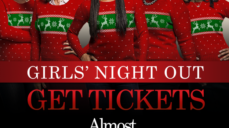 Almost Christmas arrives in Theaters November 11 #AlmostChristmas