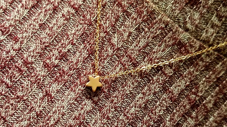 Thoughtful Quotes Matching Beautiful Necklaces From Powder & Jade #Review #ChristmasMDR16