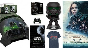 """Rogue One: A Star Wars Story"" Holiday Gift Guide #ad"