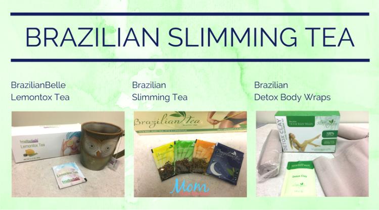 Slim cu ceaiul brazilian de slăbire #Review