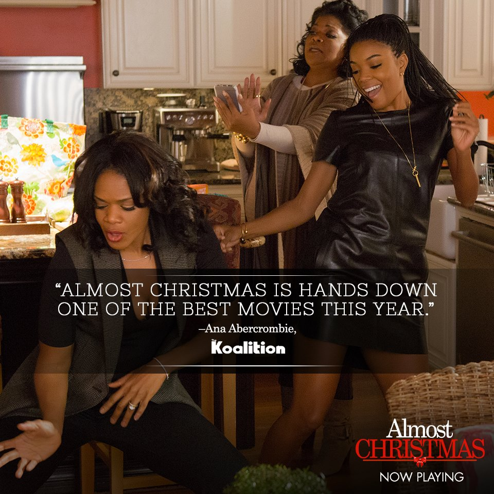 almostchristmas dancing - Almost Christmas Trailer