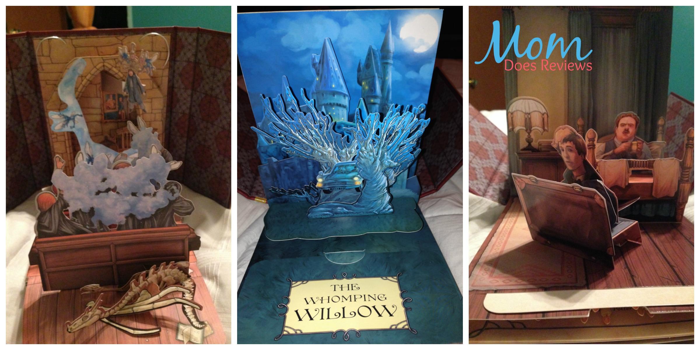 Rowlings Wizarding World A Pop-up Gallery of Curiosities J.K