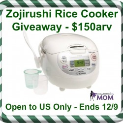 Zojirushi 5.5 cup Rice Cooker $160arv