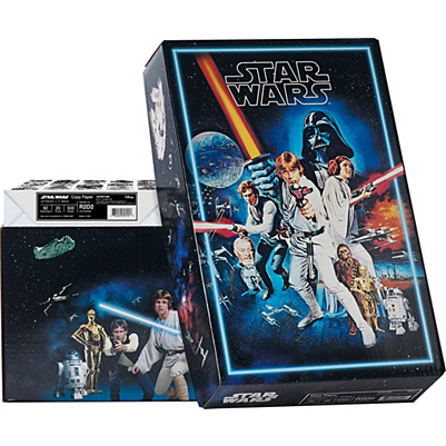 Order Star Wars Copy Paper from Quill for the Rebel Fan in You #ChristmasMDR16