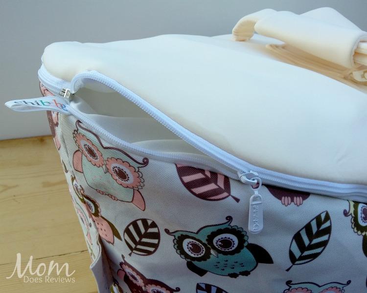 Chibebe Baby Bean Bag, Owls