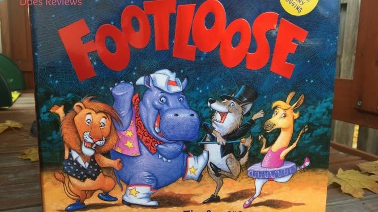 Kick Off Your Sunday Shoes With Kenny Loggins' Footloose Book For Children #ChristmasMDR16