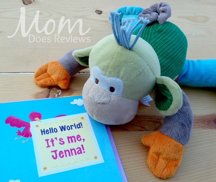 I See Me Personalized Baby Book