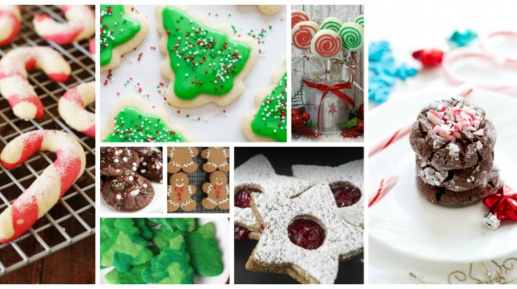 Holiday Cookie Recipe Collection ~ Volume 2