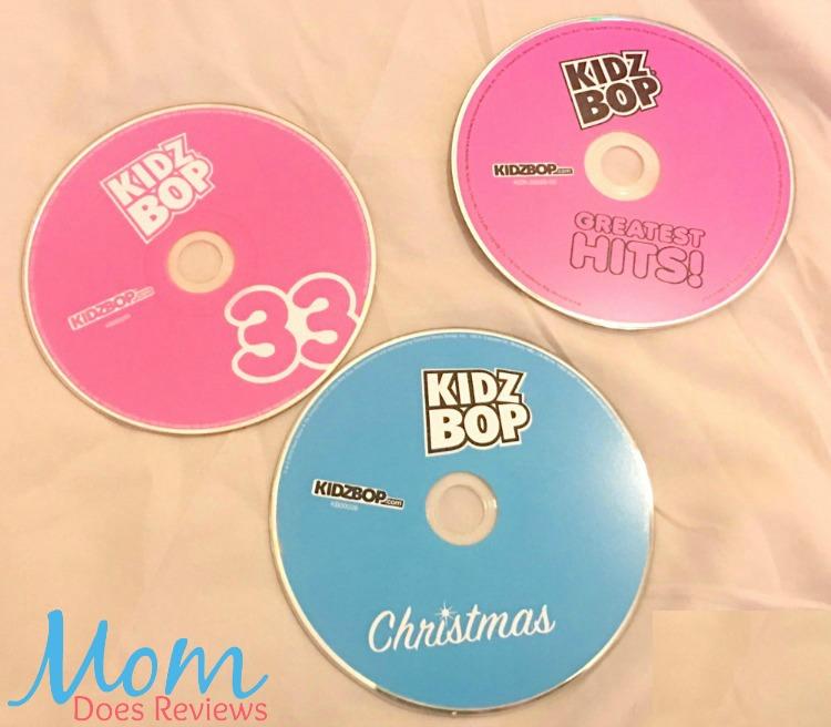 Kidz Bop Albums Make Great Gifts #ChristmasMDR16 -