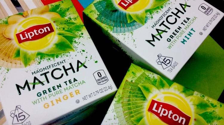 Lipton Matcha Green Tea at Walmart