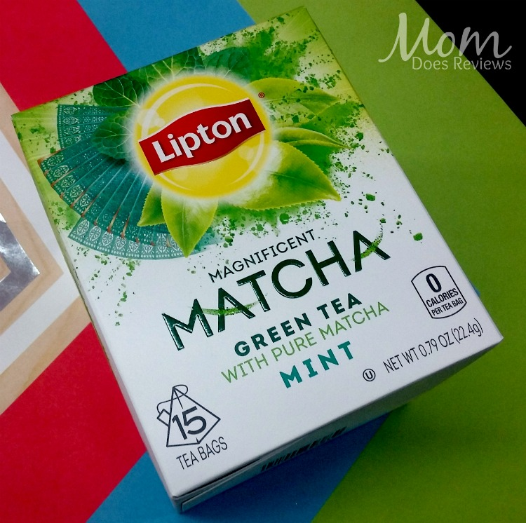 Lipton Matcha Mint Green Tea