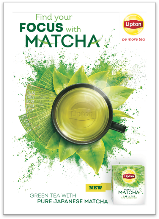 Lipton Matcha Tea 3 Flavors at Walmart