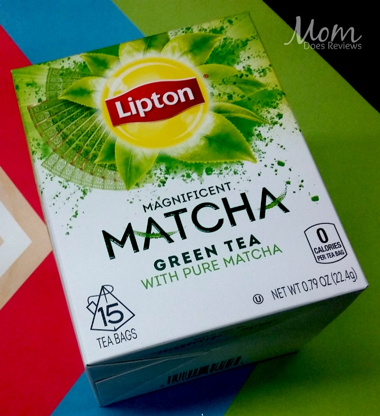 Magnificent Matcha Green Tea