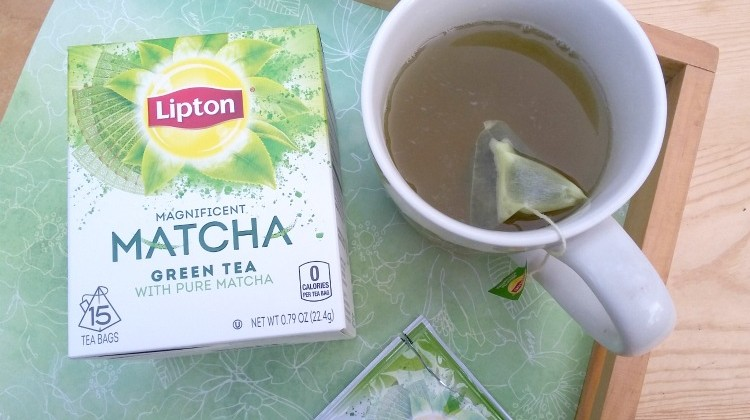 Find Your Moment of Focus with Lipton's Magnificent Matcha #LiptonMatcha #ad
