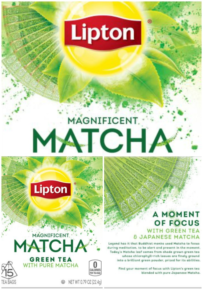 Lipton Matcha Tea Available at Walmart