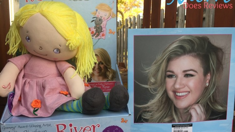 River Rose and the Magical Lullaby by Kelly Clarkson #Review #RiverRoseAndTheMagicalLullaby #ChristmasMDR16