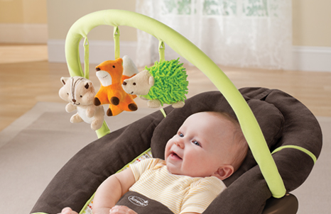 Finding The Perfect Bouncy Seat for Baby! #SummerInfant #MDRBestBaby