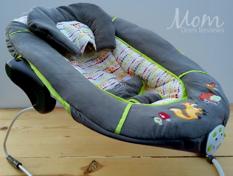 Summer Infant Fox & Friends Baby Bouncer