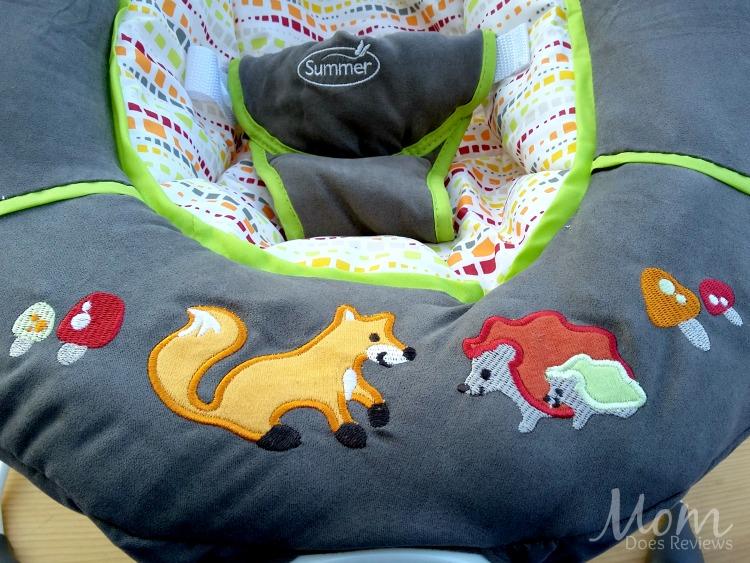 Summer Infant Fox & Friends Bouncer