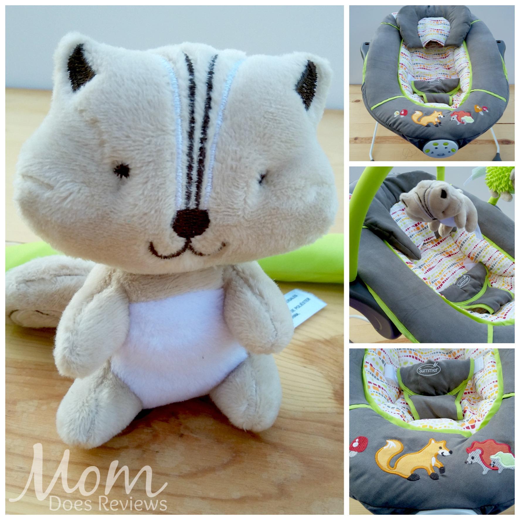 Summer Infant Bouncer Toys