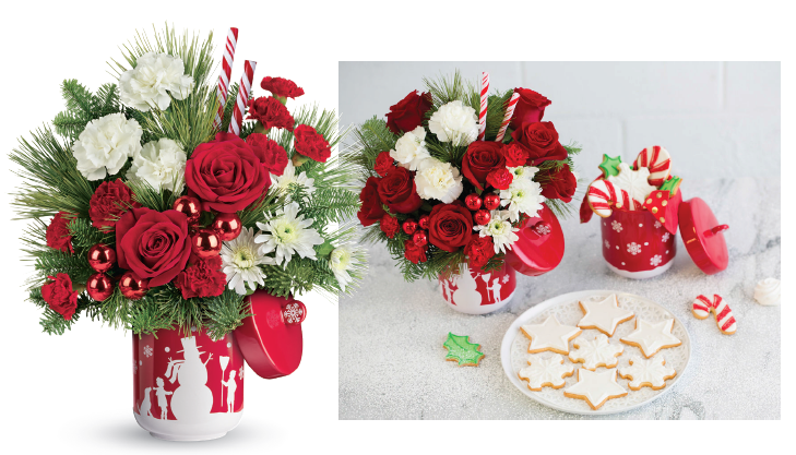 Last Minute Holiday Gifts from Teleflora #ChristmasMDR16