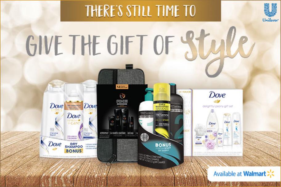 Unilever Holiday Gift Packs