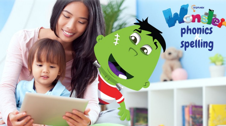 Wonster Words: ABC Phonics & Spelling for Everyone! #AppReview