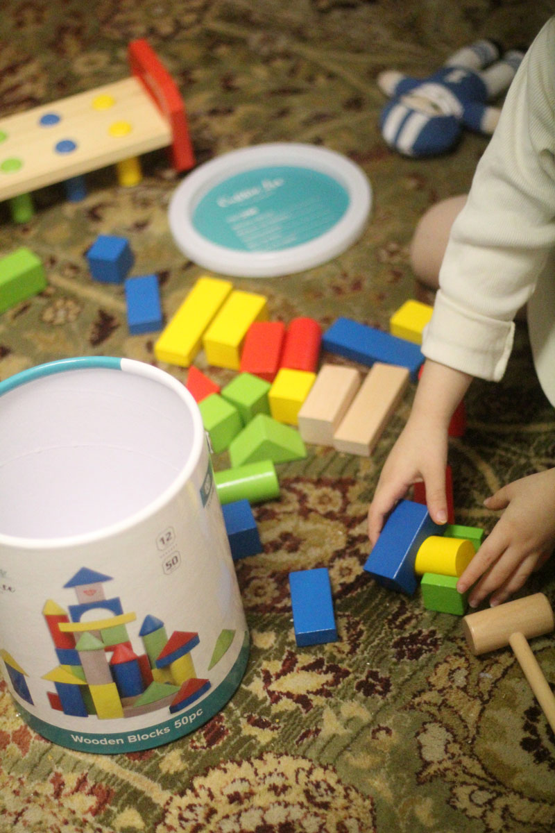 Classic Wooden Toys from Cubbie Lee Toys #Review # ...