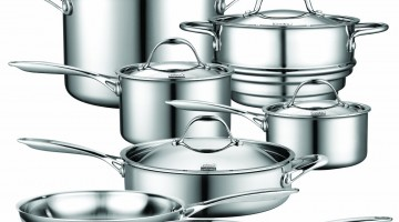 5 Factors to Consider when Buying Cookware sets for Preparing Savory Meals