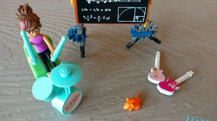 Mighty Makers Building Sets by K'NEX #Review #IamAmightyMaker