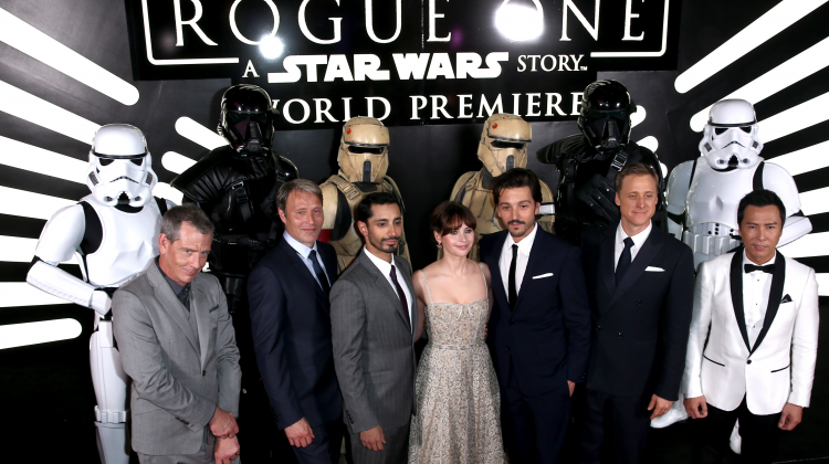 ROGUE ONE: A STAR WARS STORY Opens Friday 12/16! #RogueOne