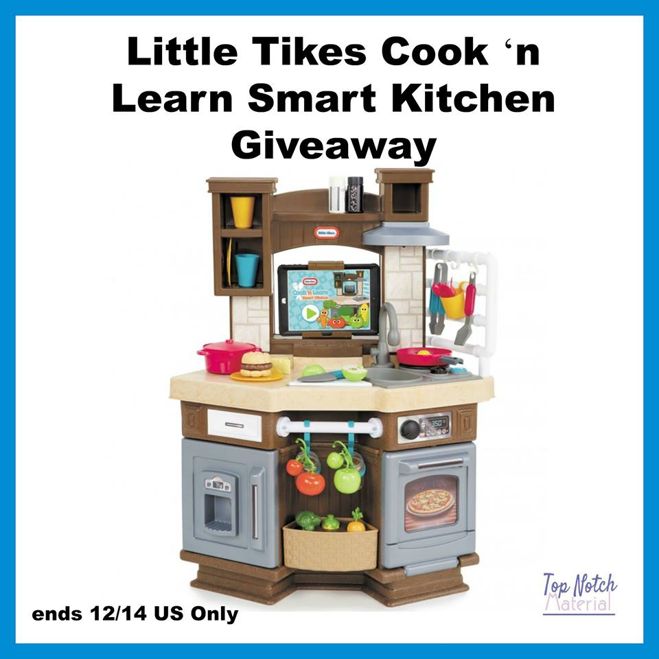 Little Tikes Cook N Learn Smart Kitchen Review