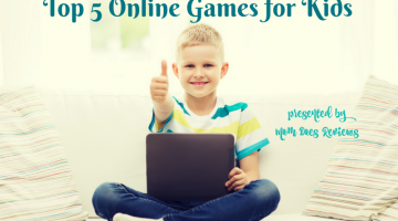 Top 5 Free Online Games for Kids!