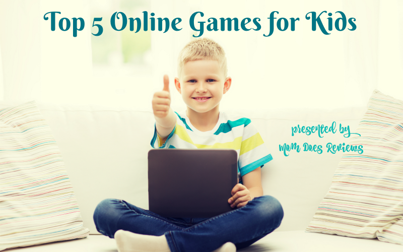 Free Kids Games Online Kidonlinegame: Top 5 Free Online Games For Kids