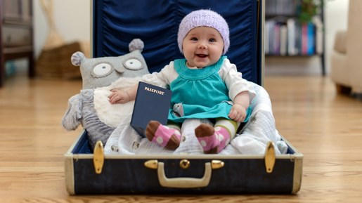7 Things We Always Need While Traveling With A Baby #MDRBestBaby