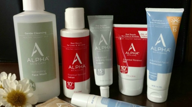 Get Healthy Radiant Skin AGAIN with Alpha Skin Care #Review
