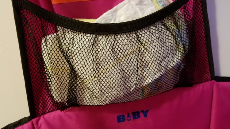 Diaper Changing Anywhere With Baby Change-N-Go #Review